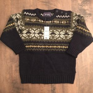 The Children's Place Boy's Knitted Sweater